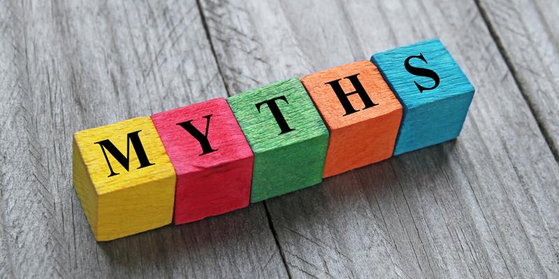 Пять мифов об изучении английского языка