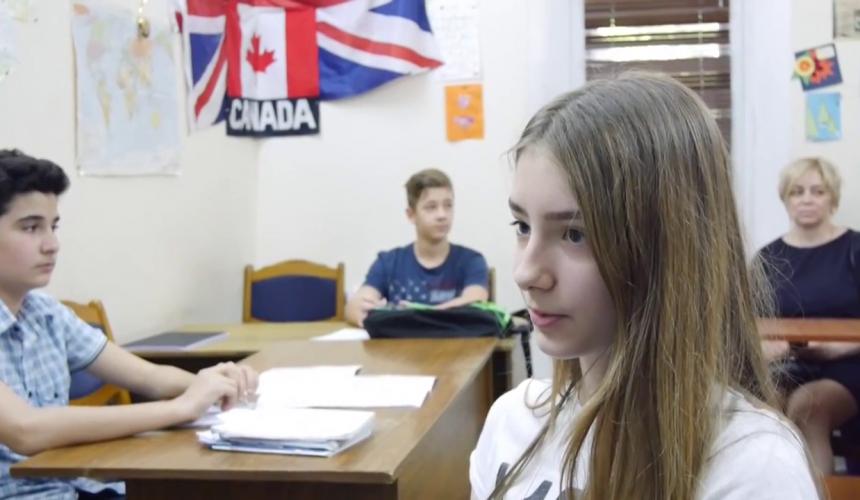 Экзамен 2017 в Школе английского языка Марины Великсар